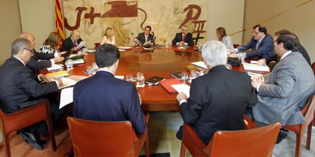 El consell executiu del Govern aún no ha pedido formalmente el 'rescate'. | Domènec Umbert