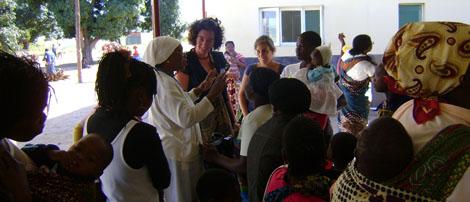 Ruth Garitaonandia, de Médicos del Mundo.