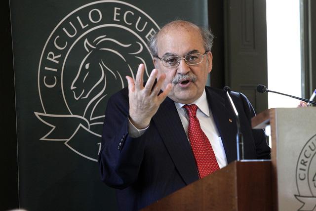 El conseller de Economia de la Generalitat, Andreu Mas-Colell. | Antonio Moreno