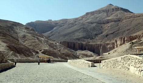 El Valle de los Reyes de Luxor. | FC