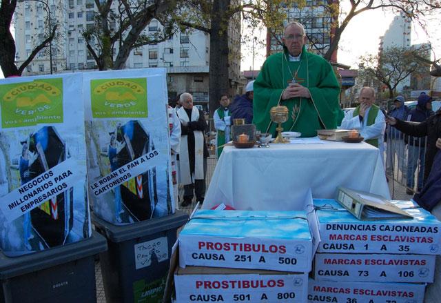 Jorge Mario Bergoglio. Foto: Efe [VEA MÁS IMÁGENES]