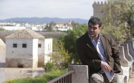 Kostas Vaxevanis, en Córdoba. | Madero Cubero