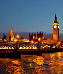 Big Ben, Londres. | El Mundo