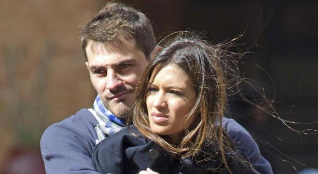 Imagen de Iker Casillas y Sara Carbonero