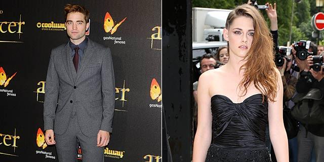 Robert Pattinson y Kristen Stewart. | Gtres