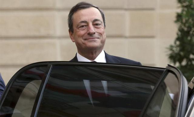 El consejo de gobierno del BCE celebró su reunión en París. | Reuters