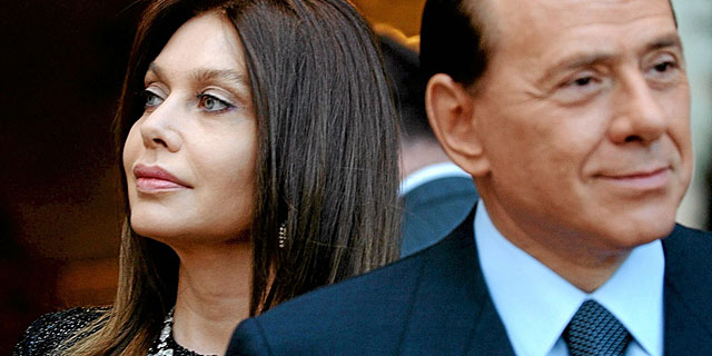 Veronica Lario y Silvio Berlusconi, en una imagen de archivo. | Susan Walsh