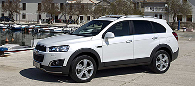 Chevrolet Captiva 2013