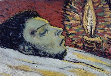 'La muerte de Casagemas', de Pablo Picasso. | El Mundo
