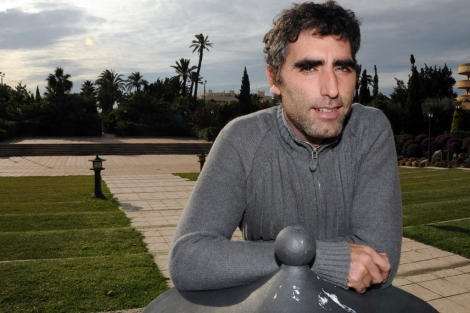Vicente Rubio cuenta su experiencia en el documental 'Solo'. | Cristóbal Lucas