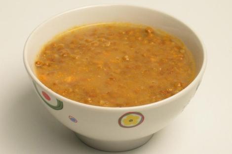 Plato de sopa. | El Mundo