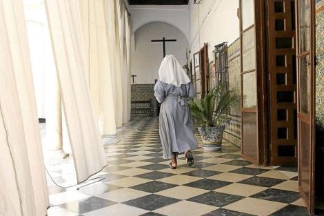 Convento de San Leandro, en Sevilla. | Carlos Márquez.
