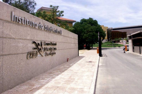 Uno de los edificios del Instituto de Salud Carlos III. | Alberto Cuéllar