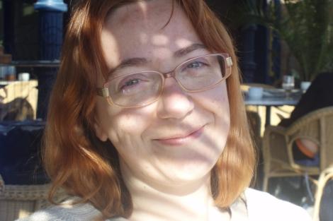Marta Tafalla, anósmica de nacimiento.| El Mundo