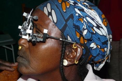 Atendiendo la salud visual de la población de Mali. | Ojos del Mundo