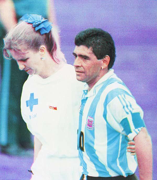 Maradona Es Unico Y Siempre Sera