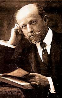 PIONERO. Julio Cervera (dcha.) trabajó con Marconi (izqda.) en Londres. A su regreso a España desarrolló los principios de la radio antes que el italiano.