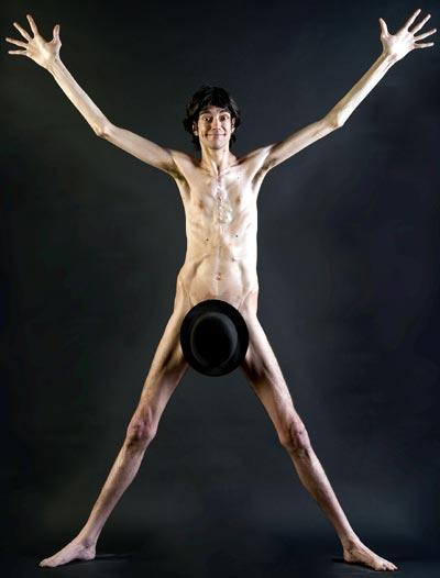 imagen actor desnudo: