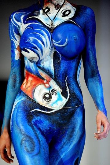 Cuerpos pintados | Yo Dona