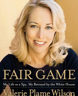 Valerie Plame, ex agente de la CIA
