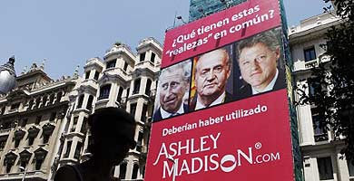 El polémico anuncio de Ashley Madison