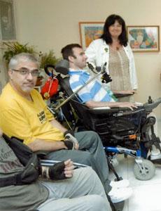 Unidad de Sexualidad de Hospital Parapléjicos deToledo.